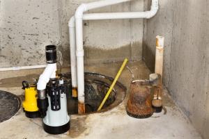 Dry Basement Pump
