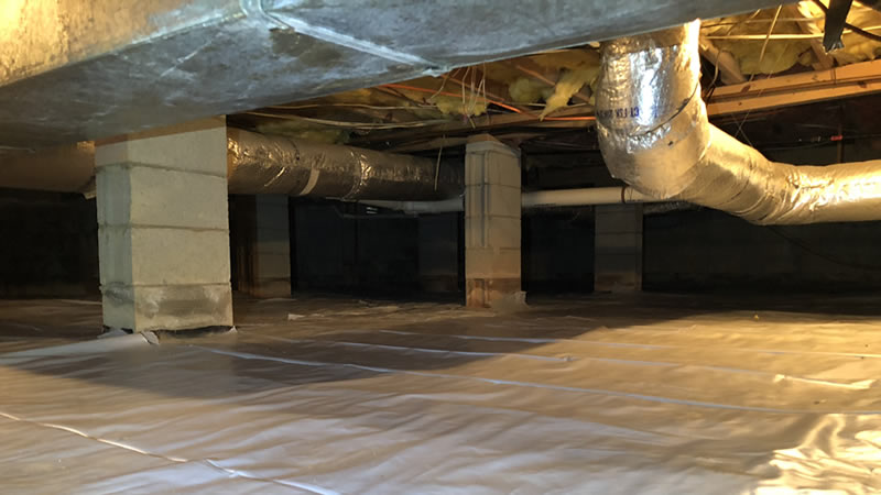 crawlspace waterproofing | Evans City, PA | Everdry Waterproofing of Pittsburgh
